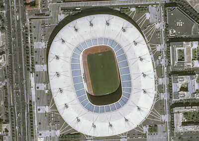 Satellite Image Pléiades - Stade de France, Paris - 50cm