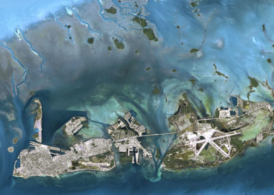 Satellite Image SPOT 6 - Key West, USA - 1.5m